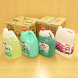 各種洗剤・アルコール製剤