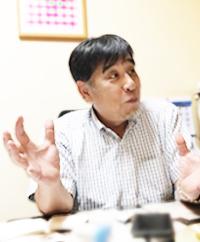 株式会社ラッピング 代表取締役 畠中博 ご挨拶